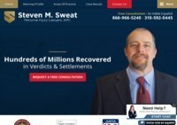 Steven M. Sweat, Personal Injury Lawyers, APC