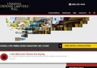 Criminal Defense Lawyers PLLC