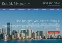 The Law Offices of Eric M. Matheny, P.A.