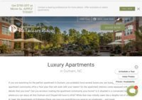 Apartments at Palladian Place