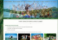 Summer Camp Toronto | Adventure Camp for kids and teens
