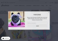 Frenchiestore Health Conscious Pet Products.
