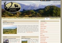 New Zealand Hunting News from Sunspots Safaris