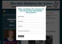 Bite-Size Business for Actors with The Actors' Enterprise