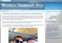 Neoteric Hovercraft Blog