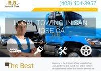 B.B Auto & Tow | Local Towing Company in San Jose, CA