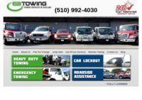 EB Towing Oakland | 24/7 Towing & Roadside Assistance In Oakland CA