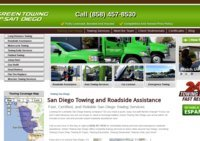 Green Towing San Diego