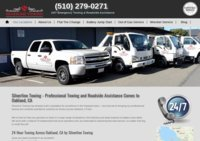 Silverline Towing | Professional Towing & Roadside Assistance in Oakland, CA
