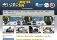 Toro Road Runners - 24/7 Auto Towing Services in San Jose, CA