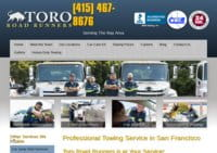 Toro Road Runners - Professional Towing Service in San Francisco