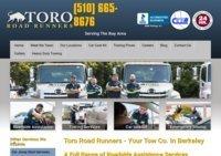Toro Road Runners - Your Tow Co. In Berkeley