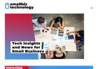 Smallbiztechnology.com: Tech Insight and News for Small Businesses