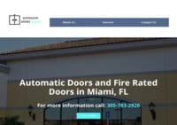 Fire Rated Doors and Automatic Doors Installations