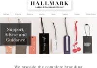 Hallmark Labels