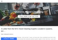 Queens Hood Cleaning NYC