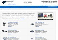 Load Cells - Plug & Play Smart Load Cell Systems