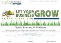 Printers Brisbane - Digital Synergy