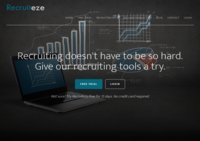 Simple, Modern & Responsive Small Business Recruitment Software