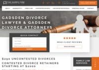The Harris Firm LLC - Gadsden Bankruptcy & Divorce Attorneys