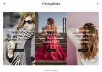 StyleAurora.com - Unleash Your Glowing Beauty