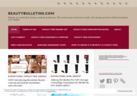 Beauty Bulletins