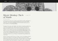 The Fallen Monkey