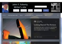 John Faherty sci-fi stories writers site Blog