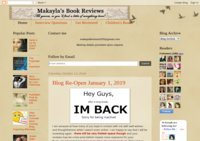 Makayla's Book reviews