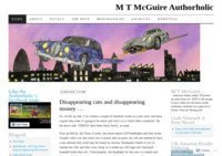 M T McGuire Author