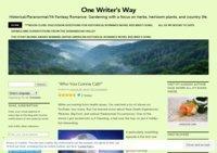 One Writer's Way