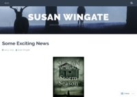 Writing from the Couch with Susan Wingate