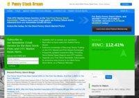 Penny Stock Dream Newsletter