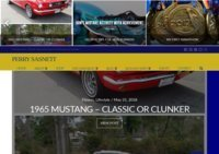 Perry Sasnett Official Website