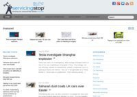 Servicing Stop blog