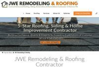 JWE Remodeling and Roofing Contractor York County PA