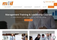 MTD Management Training
