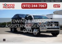 Quality Towing Services Dallas, TX By Towing Riders