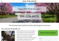 Tree Service Roseville CA