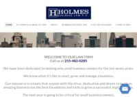 Holmes Business Law, P.C.