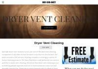 Dryer Vent Cleaning Salt Lake City