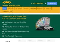 Kiwi Cash For Cars Christchurch