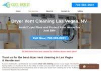 Dryer Vent Cleaning Las Vegas