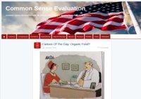 Common Sense Evaluation