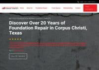 Commercial Foundation Repair Corpus Christi