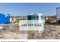 Portable Toilets Midland