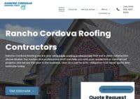 Rancho Cordova Roofing Pro's