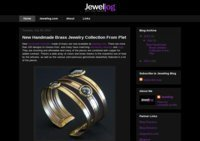 Jewellog Blog - Handmade Jewelry Art Wear Updates & Commentary