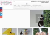 How to make hair bows, headbands flowers and more