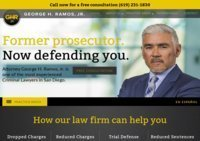 San Diego Criminal Defense Lawyer | George H. Ramos, Jr. & Associates